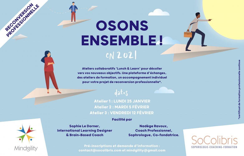 Professional retraining - Osons Ensemble 2021